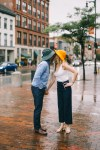 Portland Maine fine art engagement photos