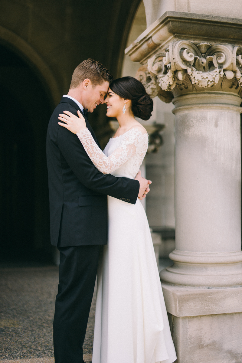 Scandinavian Estate Wedding