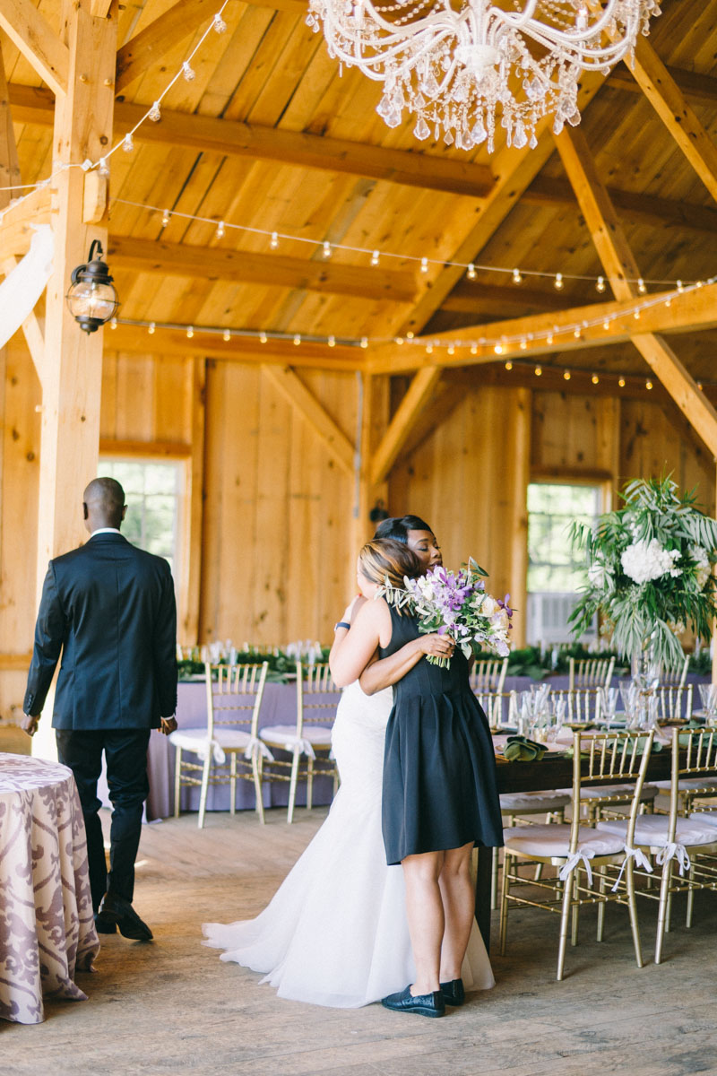 Maine Barn Wedding Fine Art Photography