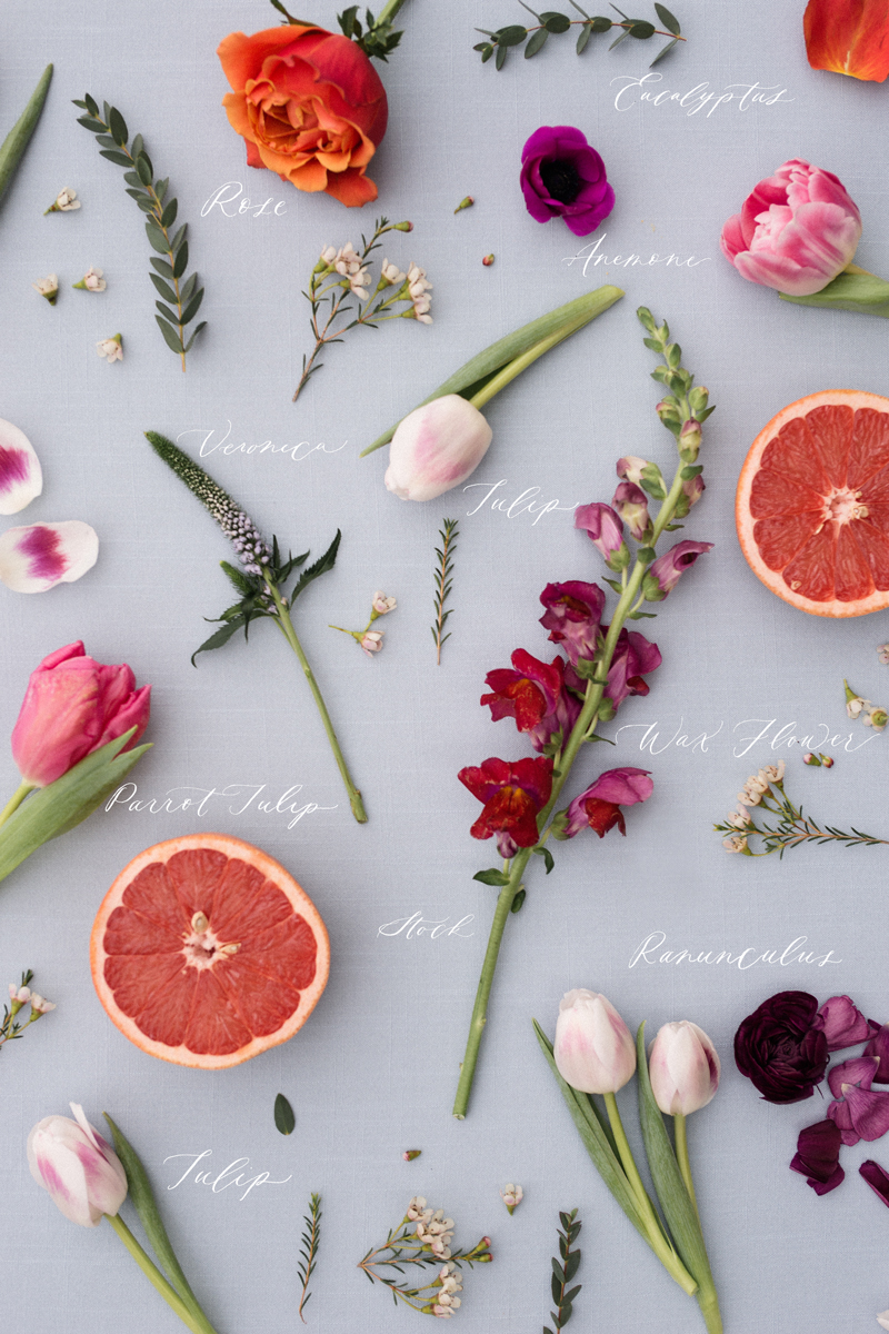 Spring Pink Bouquet | Modern Bouquet Preservation