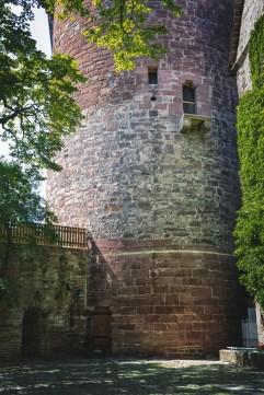 Interior del Castillo de Trendelburg