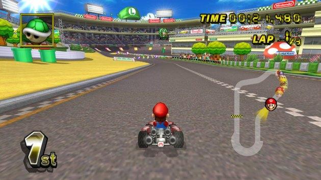 Mario kart. ejemplo de gamificación en el aula