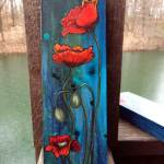Bohemian Poppies 2