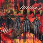 Spirit Voices - Native American painting