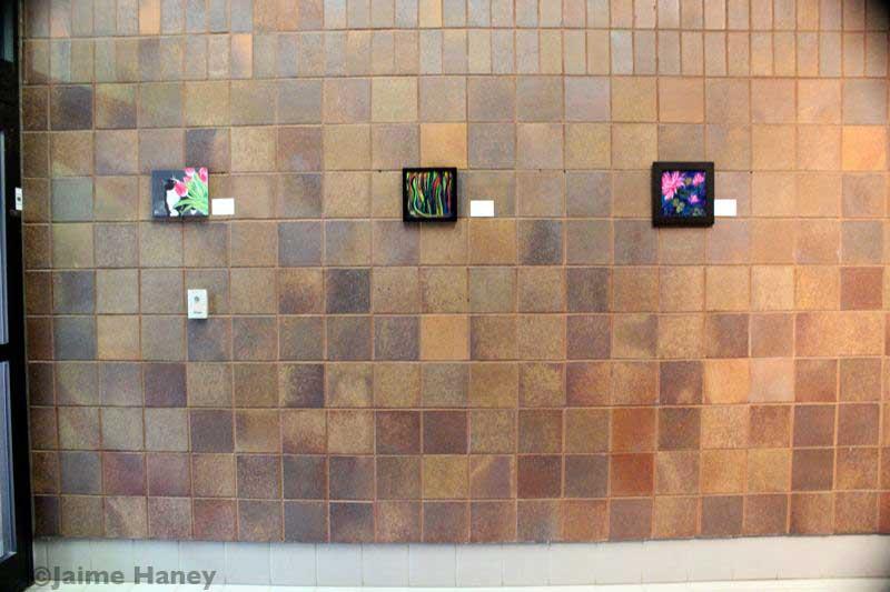 First Art Exhibit of 2015