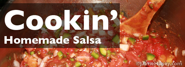 Salsa Recipe – The Best Evah!