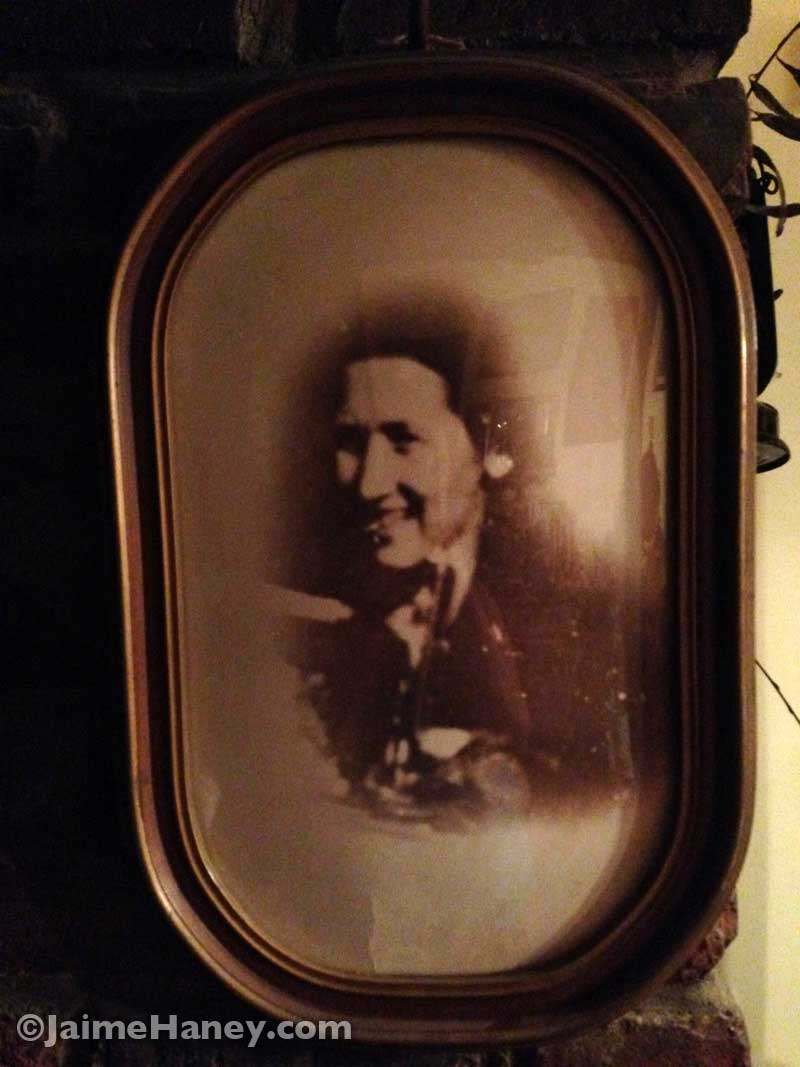My great-grandmother Canzadus