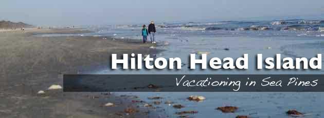 Hilton Head vacation over the holidays