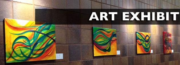 Public Art Exhibit at Easterseals Rehabilitation