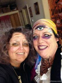 Mystical Gypsy and Old Hag
