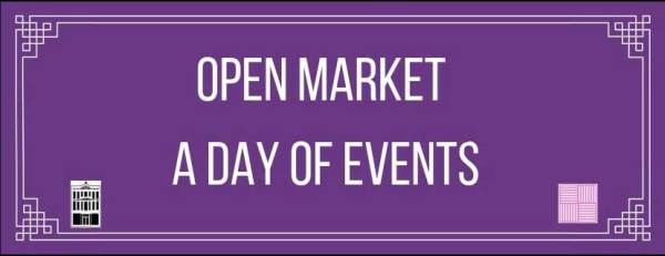Open Market at Maclure Square logo