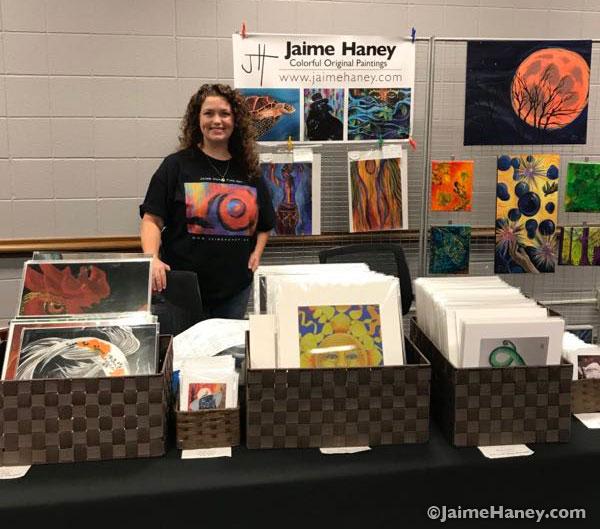Jaime Haney at MiniCon