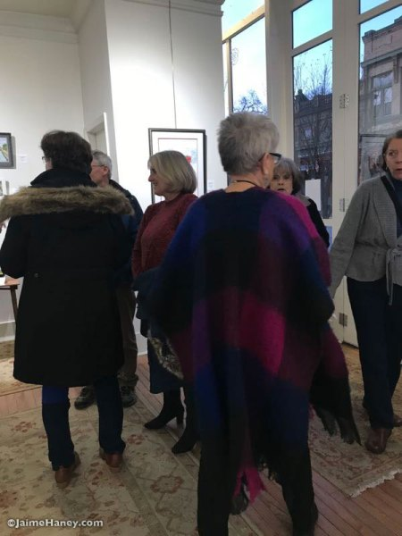 people in Hoosier Salon Gallery
