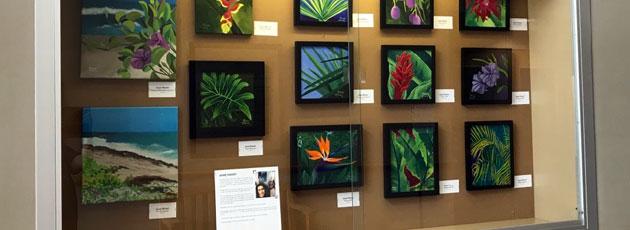 Red Bank art exhibit