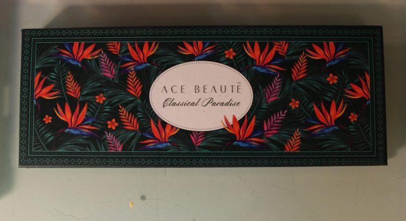 Ace Beaute Paradise Eye Palette