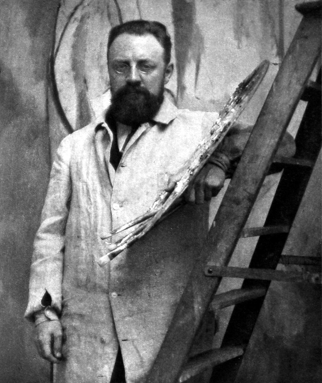 Henri Matisse portrait