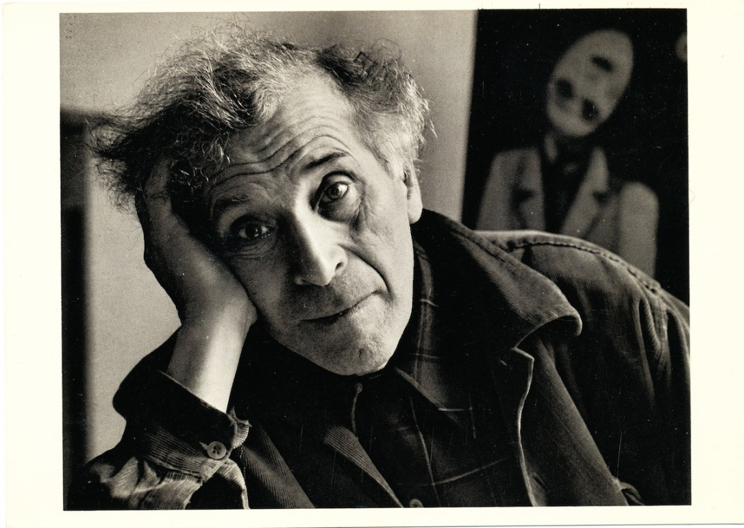 Marc Chagall Portrait