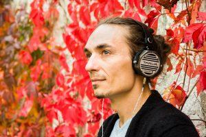 music inspiration headphones