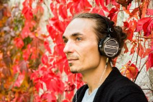 music inspiration headphones