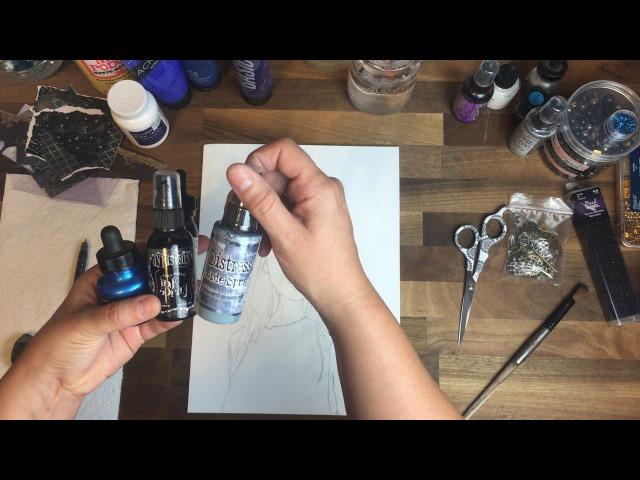 art tutorial Inks