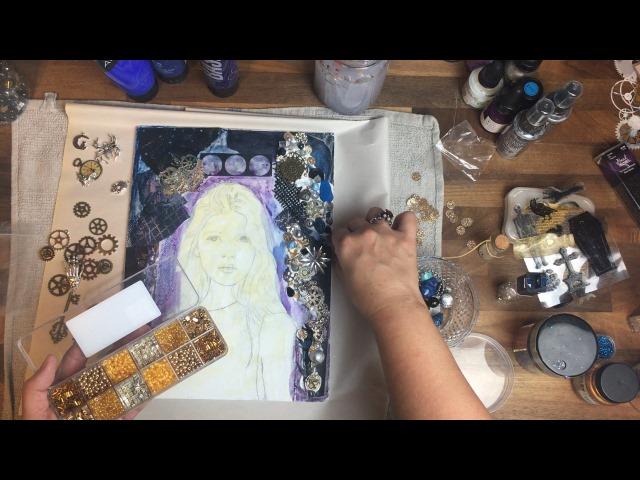 art tutorial beads