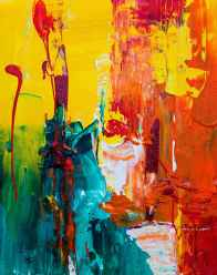 abstract abstract painting acrylic acrylic paint