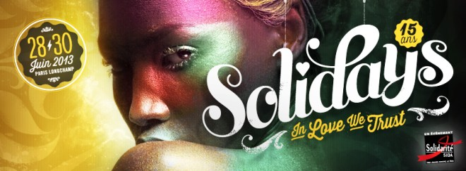 Les Solidays ont 15 ans