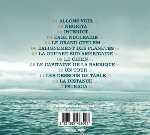 Allons voir - La Rue Kétanou (tracklist)