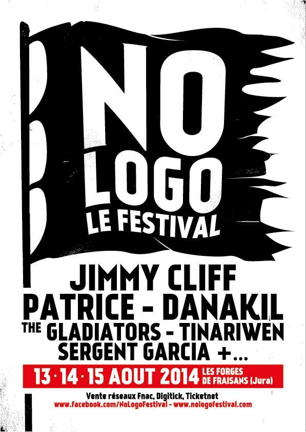 No Logo Festival : Danakil, Jimmy Cliff et Patrice