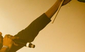 Yaniss Odua - Mulhouse - festival cité jeune - 08/11/14 - crédits photographique : Camille Jacob
