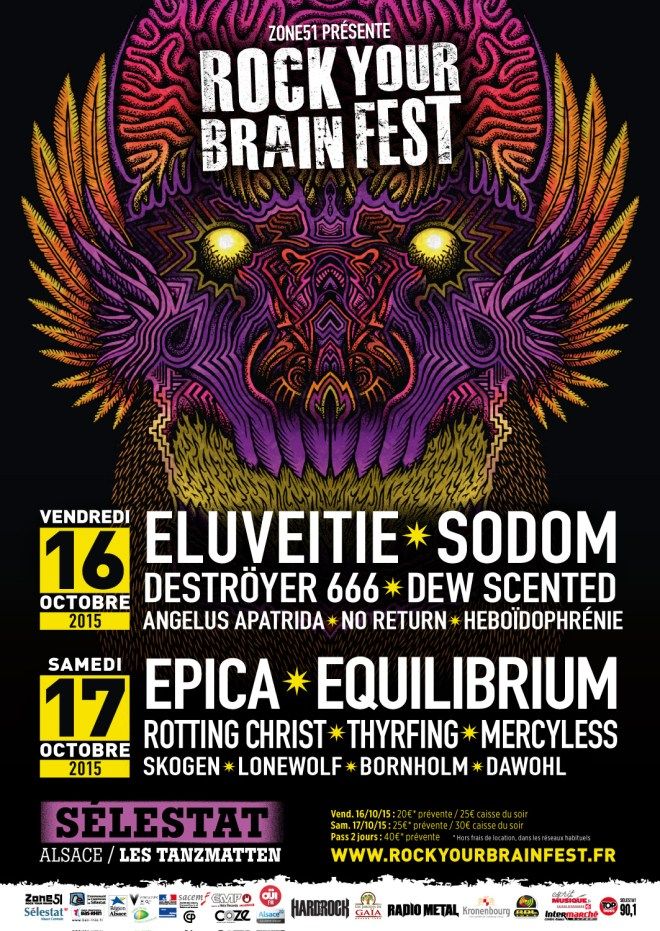 rock your brain festival