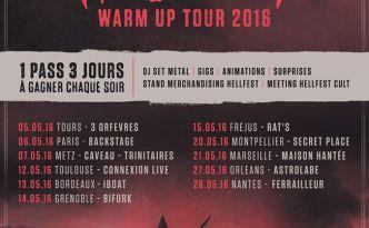 hellfest helltour 2016