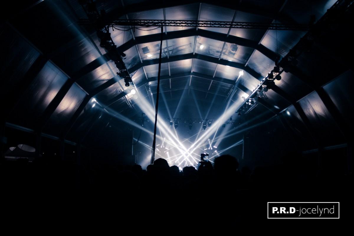 Les nuits électroniques de l'Ososphère à Strasbourg : étonnant festival urbain