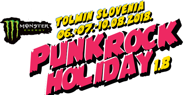 Punk Rock Holiday 1.8 : Le meilleur camp de vacances de Slovénie