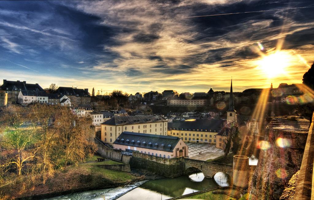 Siren's Call : Le champ des Sirènes au Luxembourg
