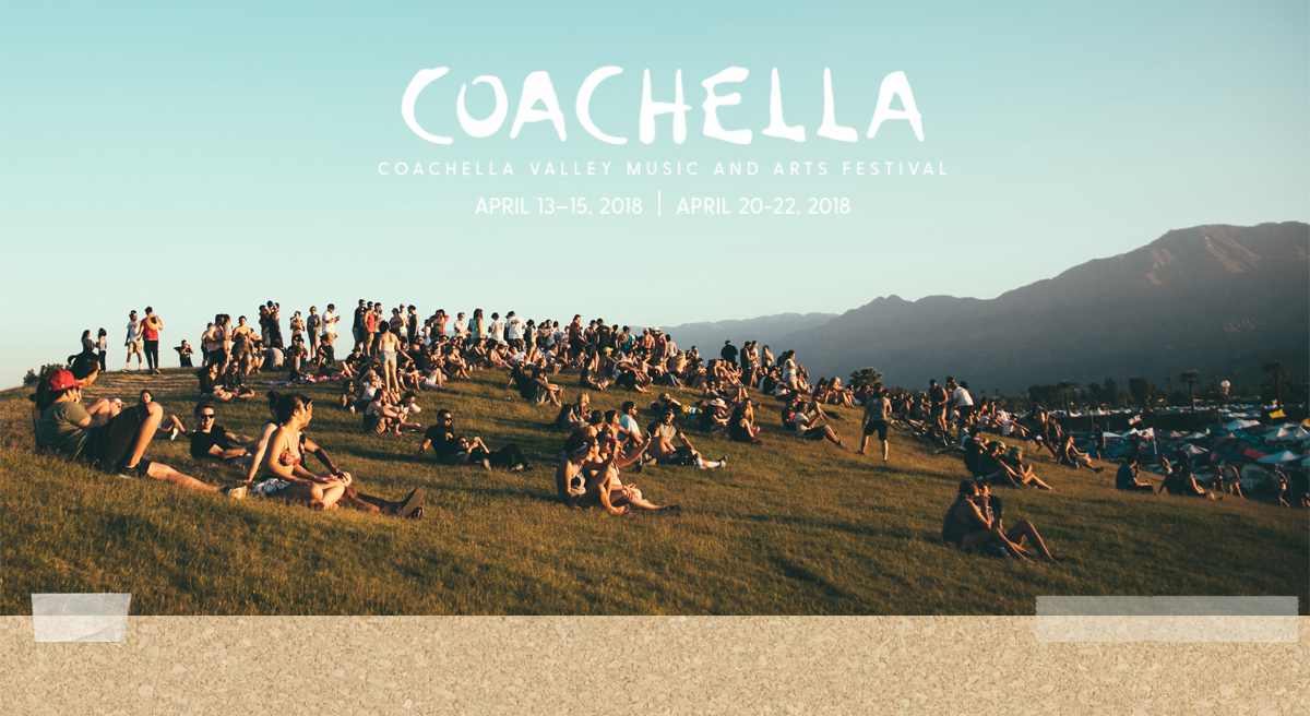 Coachella : 3 jours de concerts en direct sur Youtube ce Weekend !