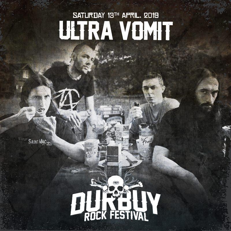 Durbuy Rock 2019 : Des ultras et du vomis en Wallonie