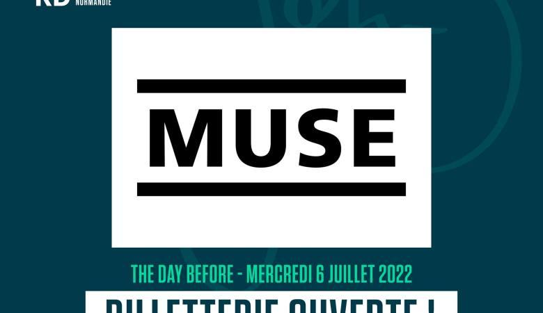 Muse - festival beauregard 2022