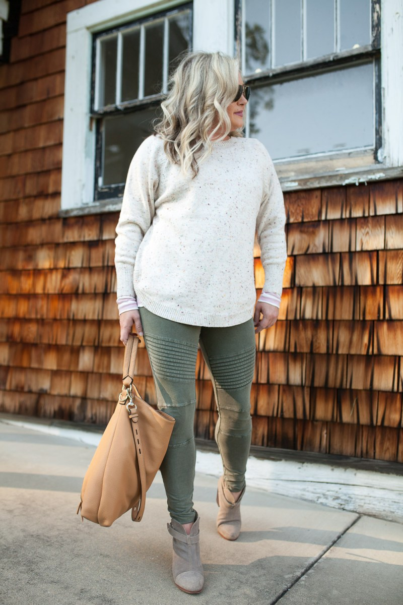 Simple Layering For Fall