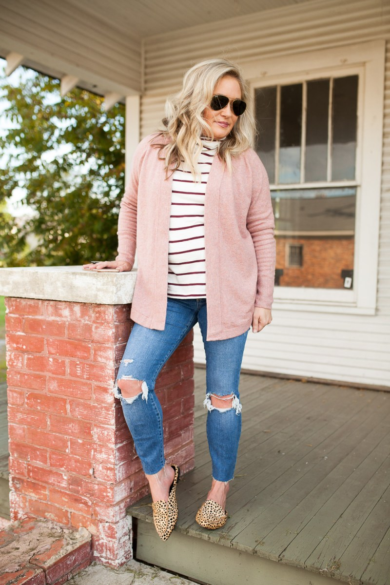 The Perfect Cardigan + The Comparison Game