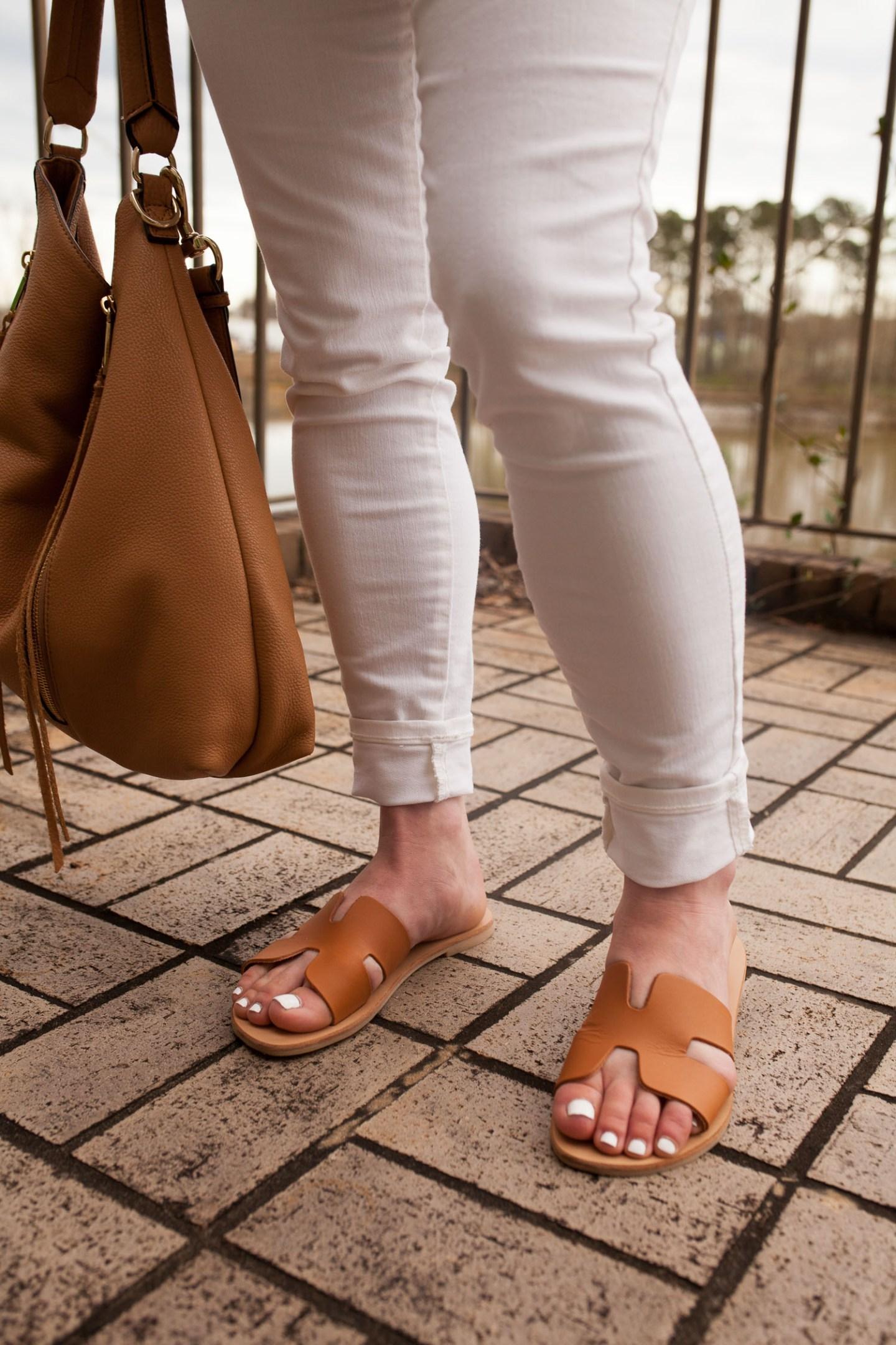steve madden greece sandal