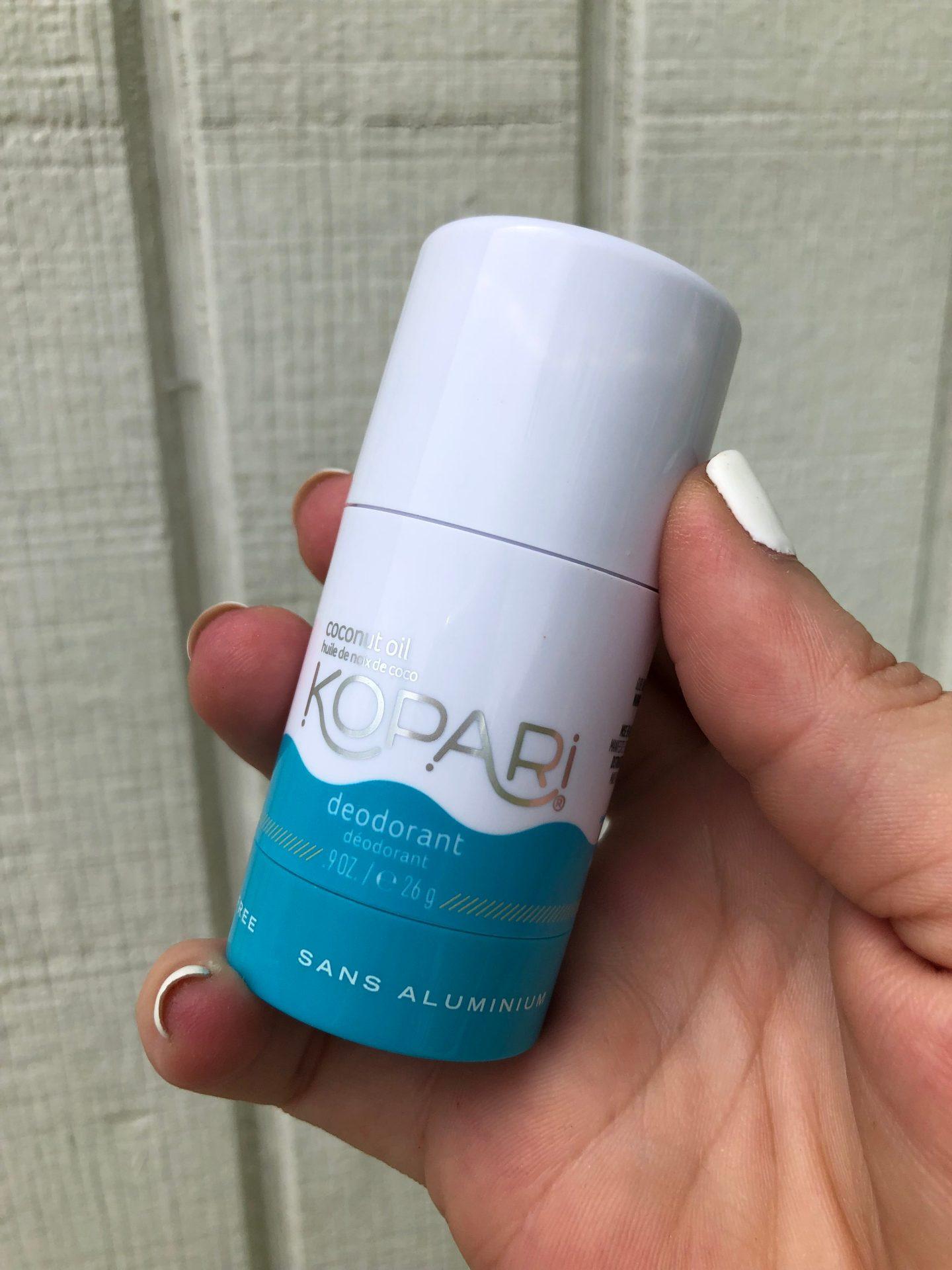 kopari deodorant