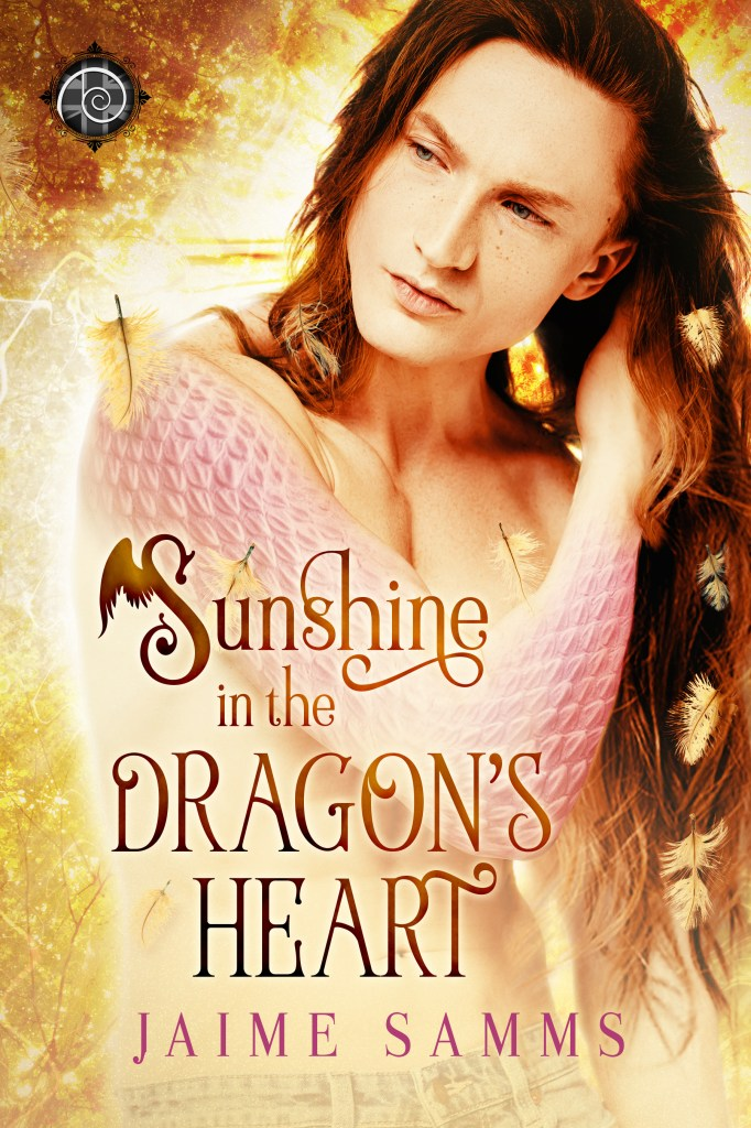 Book Cover: Sunshine in the Dragon's Heart