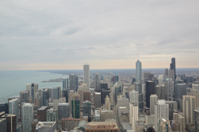 Views from 360° Chicago