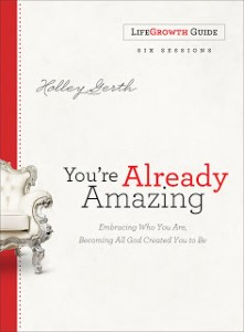 You're Already Amazing LifeGrowth Guide Review and Sitting Among Friends Blog Party #14
