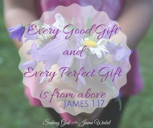 A Treasured Gift and Sitting Among Friends Blog Party #26