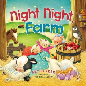 Night Night, Farm Review and Giveaway