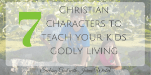 Raising Kids with godly Character & Sitting Among Friends #89