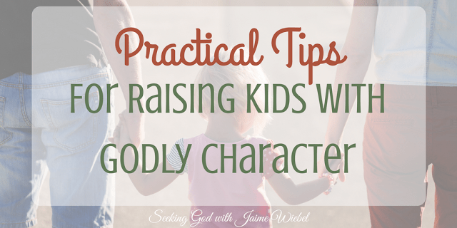 Practical Tips for Raising Kids with godly Character and Sitting Among Friends #91