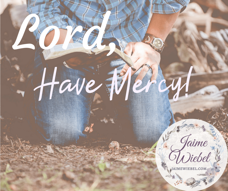 The Most Remarkable Journey: Lord, Have Mercy!